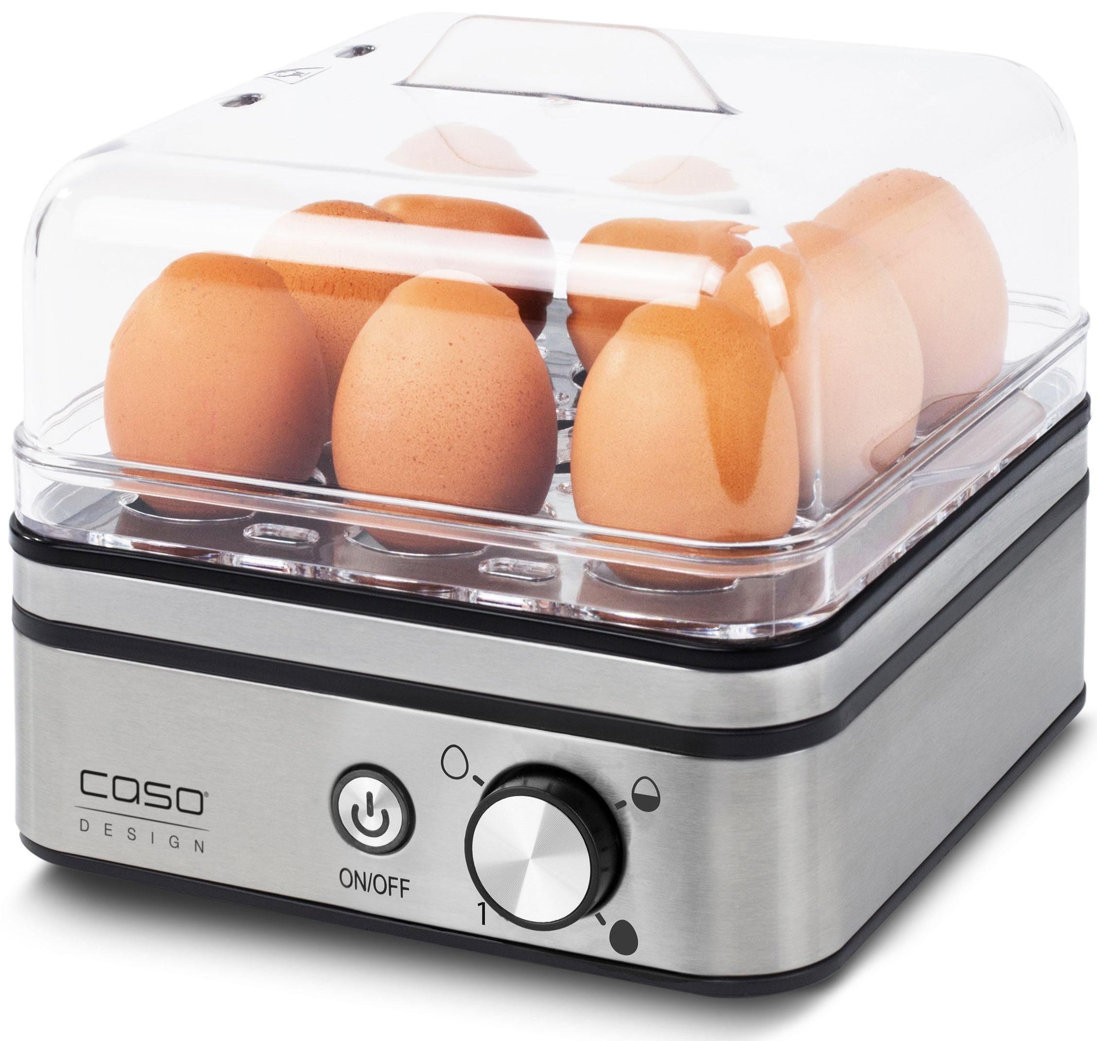 Caso Eierkocher E9, Anzahl Eier: 8 St., 400 W