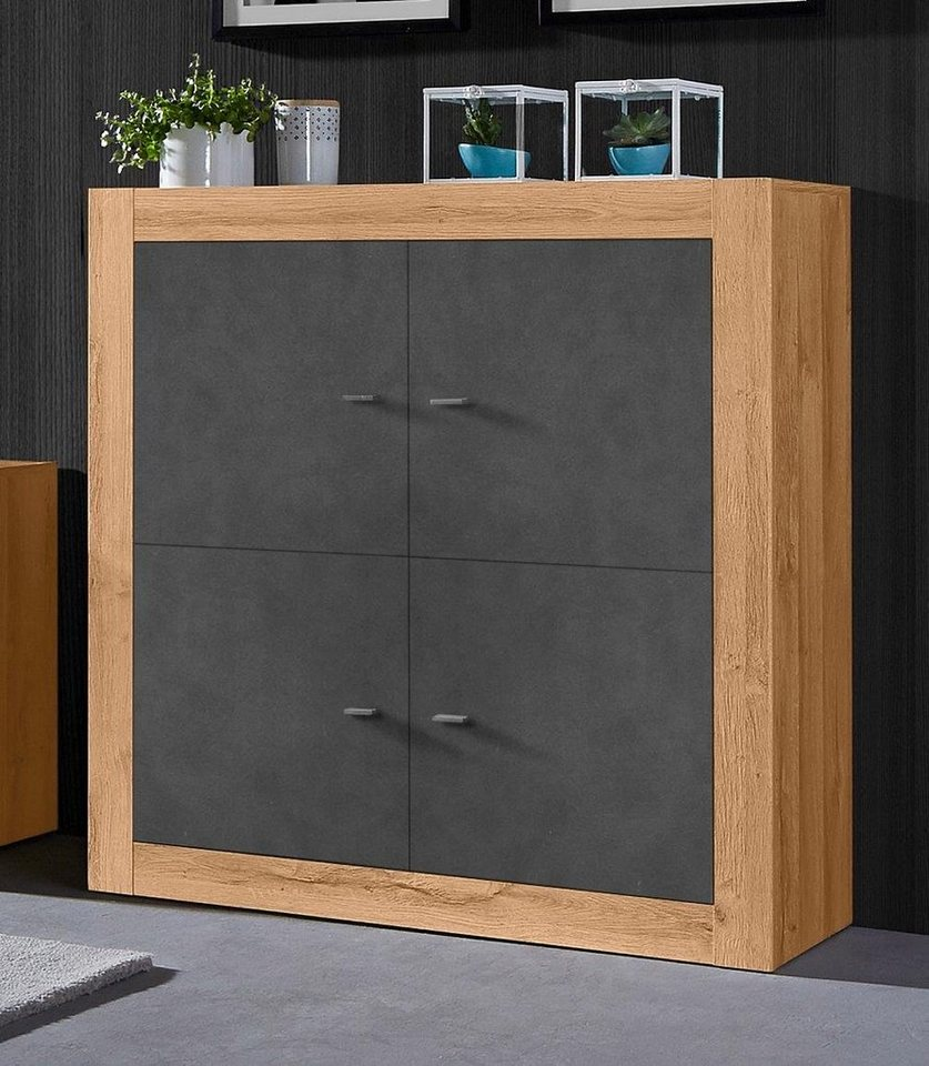 kommode terra breite 106 cm online kaufen otto. Black Bedroom Furniture Sets. Home Design Ideas
