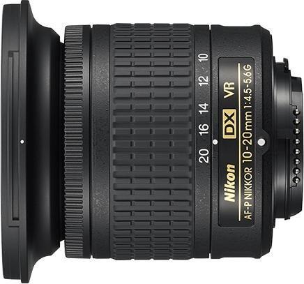 Objektive - Nikon »AF P DX NIKKOR« Zoomobjektiv  - Onlineshop OTTO