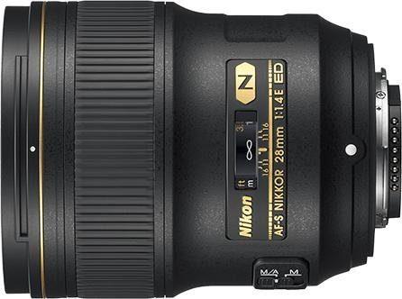Nikon AF-S NIKKOR 28mm F1.4E ED Festbrennweite Objektiv