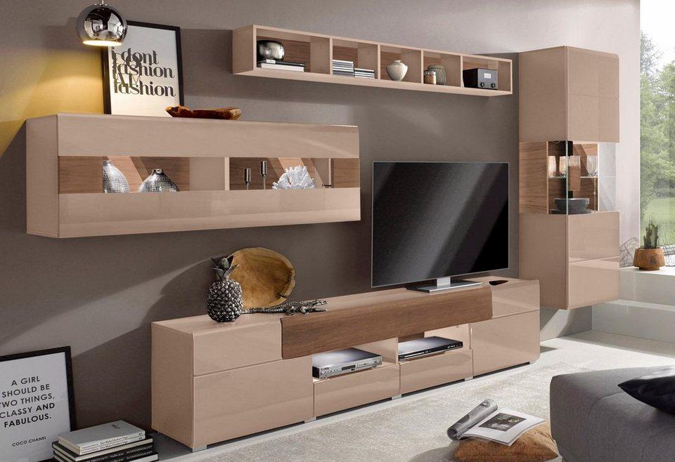 Wohnwand »Toledo« (4-tlg.) Online Kaufen