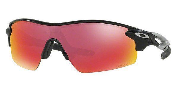 Oakley Herren Sonnenbrille »RADARLOCK PITCH OO9182«