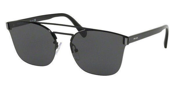 PRADA Prada Herren Sonnenbrille » PR 67TS«, schwarz, 1AB5S0 - schwarz/grau
