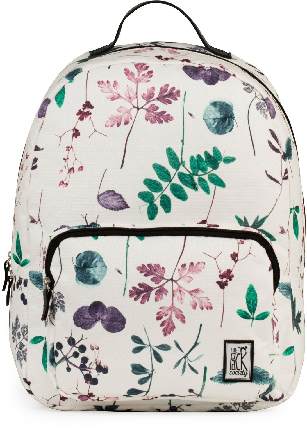 The Pack Society Rucksack, »Classic Backpack, multi flower«