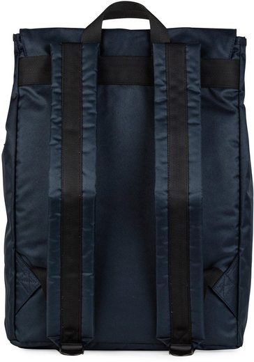 The Dark »square Rucksack Solid Capsule Blue« Society Backpack Pack gZHWr7gv