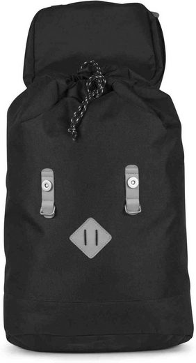 Allover« Backpack The Society Cool Pack »premium Numbers Black Rucksack Prints RRzIqw