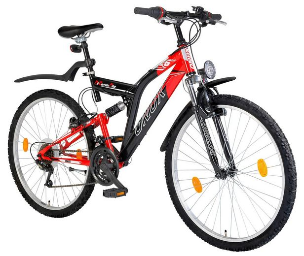 onux mountainbike phoenix 28 zoll 18 gang v bremsen online kaufen otto. Black Bedroom Furniture Sets. Home Design Ideas