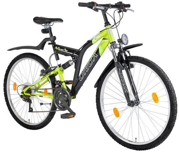 onux mountainbike phoenix 28 zoll 18 gang v bremsen. Black Bedroom Furniture Sets. Home Design Ideas