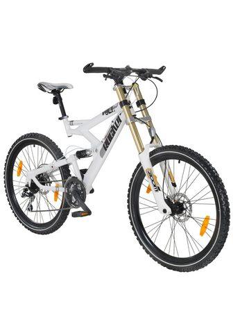 LEADER Kalnų dviratis »Vole« 26 Zoll 24 Gang ...