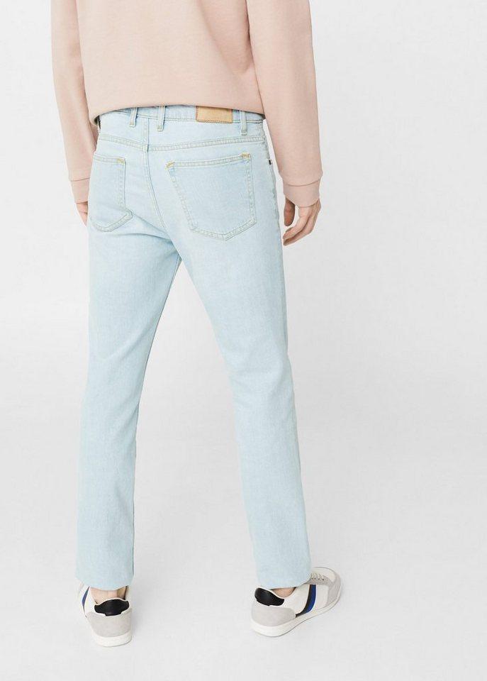 mango man helle slim fit jeans jan online kaufen otto. Black Bedroom Furniture Sets. Home Design Ideas
