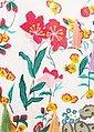 MANGO Kaftan mit Blumenstickerei, Bild 7