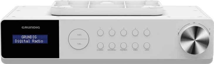 Grundig »DKR 1000 BT DAB+« Küchen-Radio (Digitalradio (DAB), FM-Tuner, FM-Tuner mit RDS, 6 W)