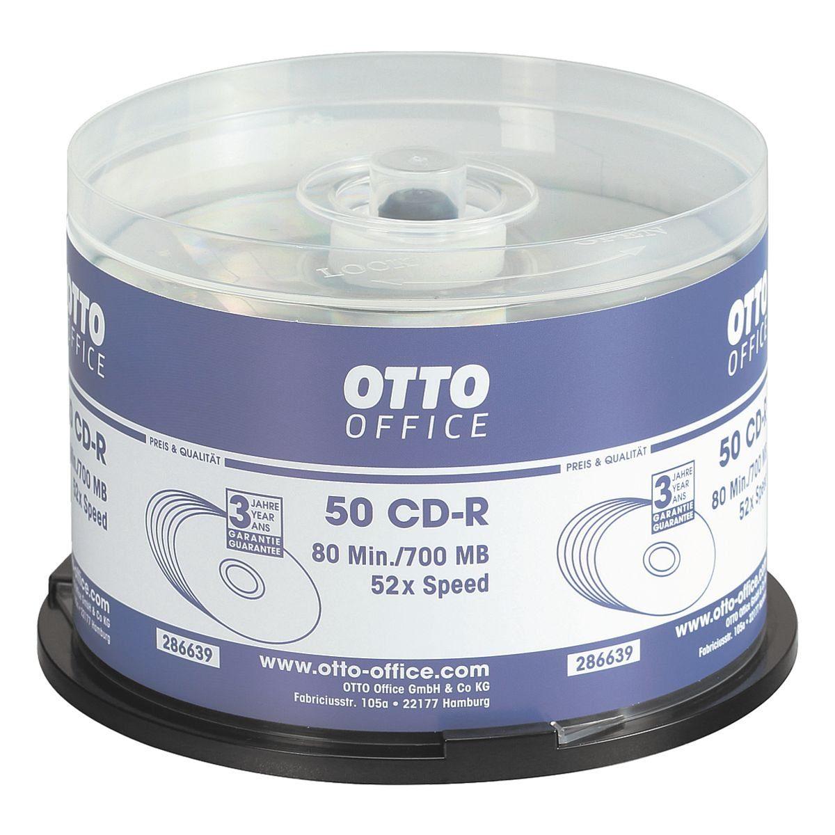 OTTOOFFICE STANDARD CD-Rohlinge »CD-R«