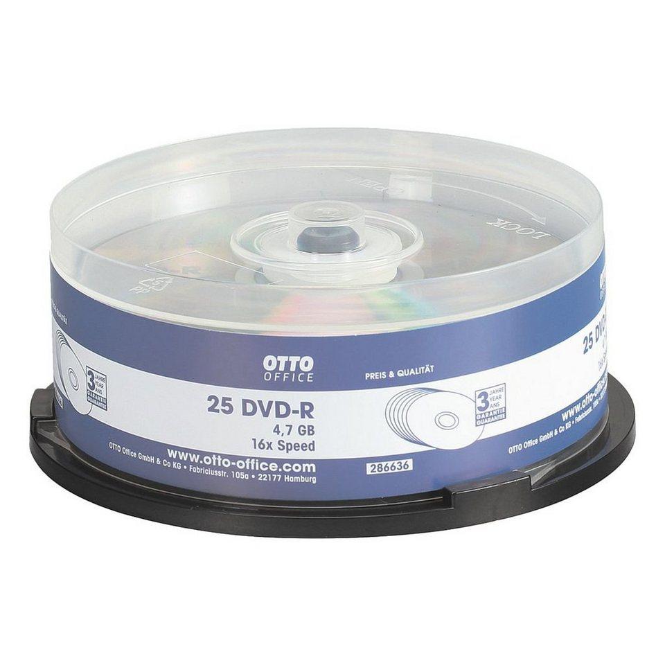 ottooffice standard dvd rohlinge dvd r max schreibgeschwindigkeit 16x speed online kaufen. Black Bedroom Furniture Sets. Home Design Ideas