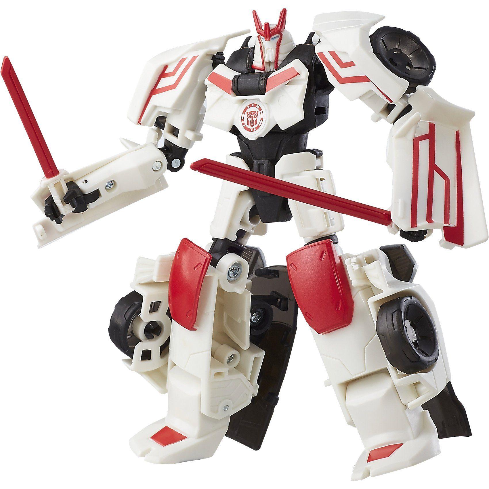 Hasbro Transformers RID Warriors Alpine Strike Autobot Drift