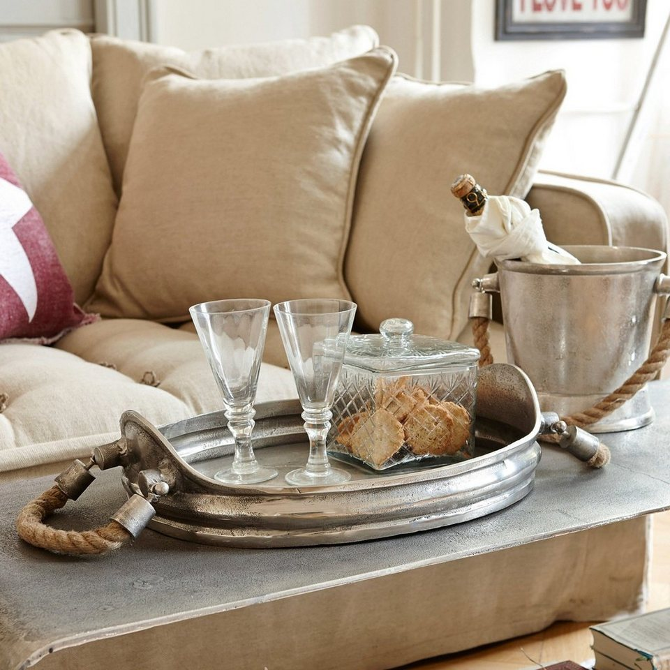 loberon tablett morgan online kaufen otto. Black Bedroom Furniture Sets. Home Design Ideas