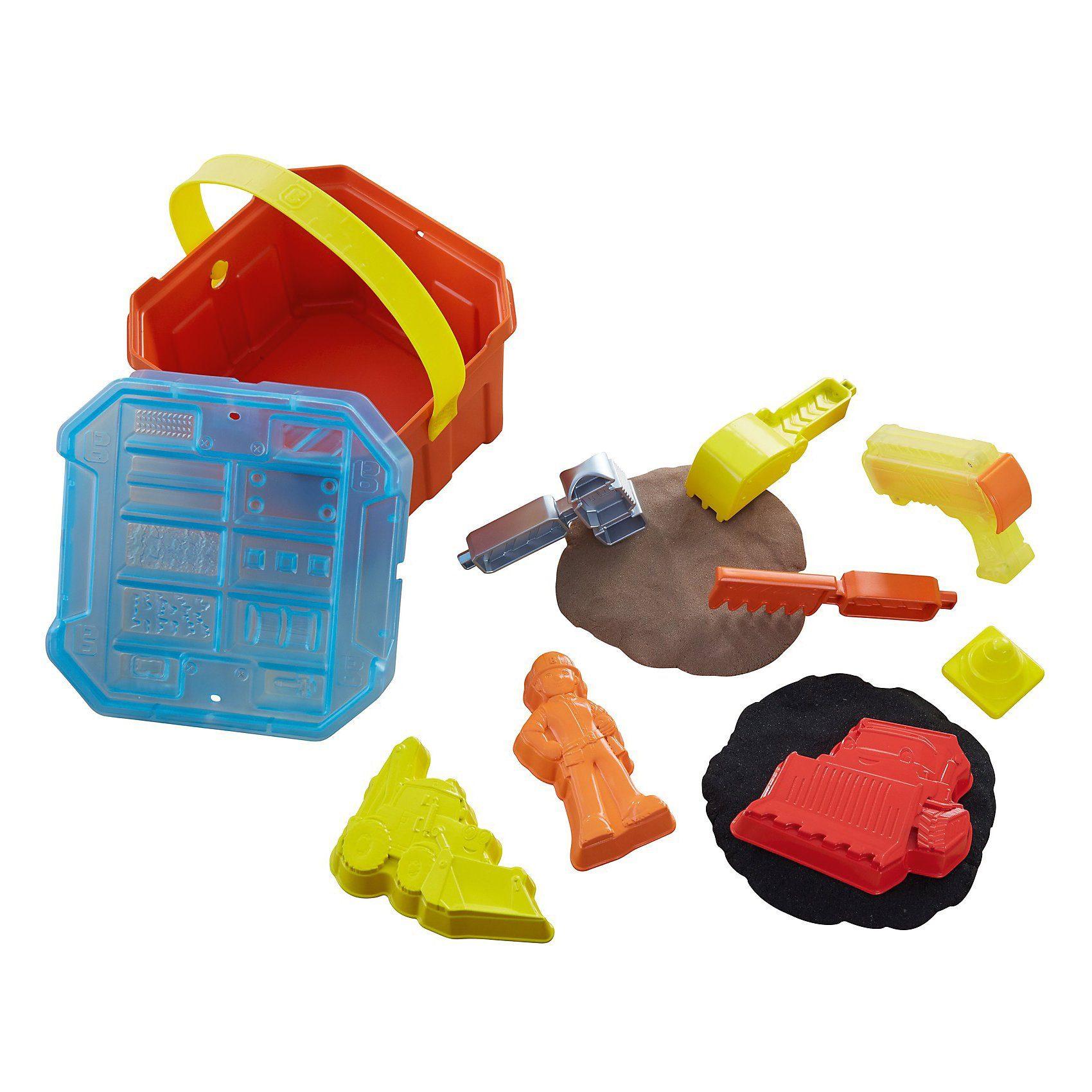Mattel® Fisher-Price Bob der Baumeister Bausand Baueimer