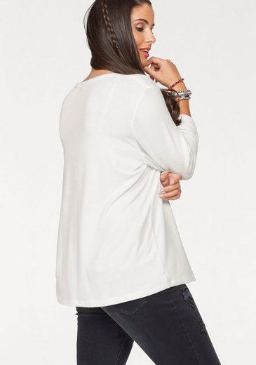 No Secret 3/4-Arm-Shirt