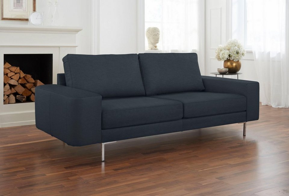 alte gerberei 2 sitzer sofa lexgaard mit gro er bodenfreiheit inklusive r ckenkissen online. Black Bedroom Furniture Sets. Home Design Ideas