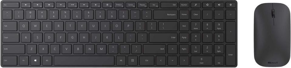 Microsoft Designer Bluetooth Desktop Tastatur
