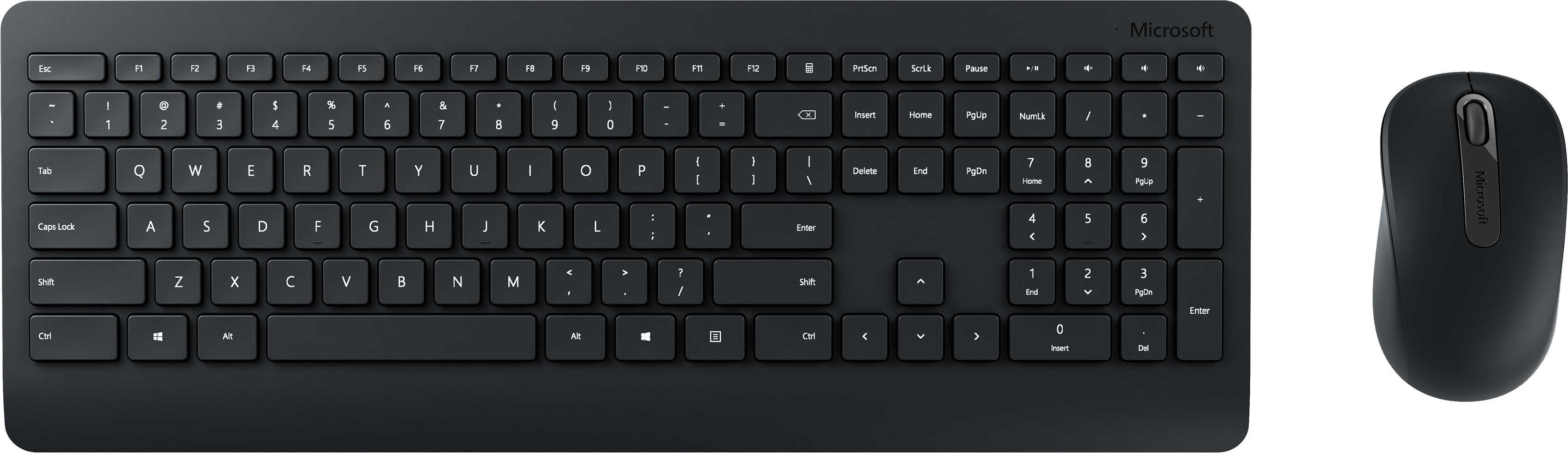 Microsoft Wireless Desktop 900 Tastatur
