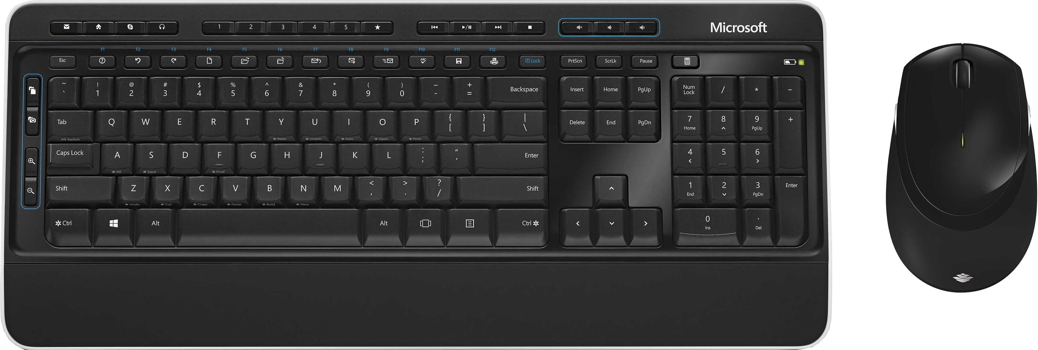 Microsoft Wireless Desktop 3050 Tastatur