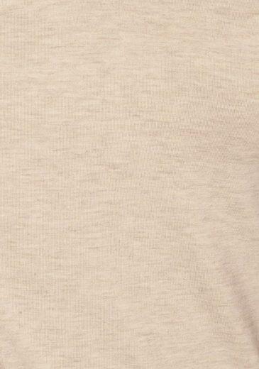 Only V-Shirt MOSTER, mit Choker