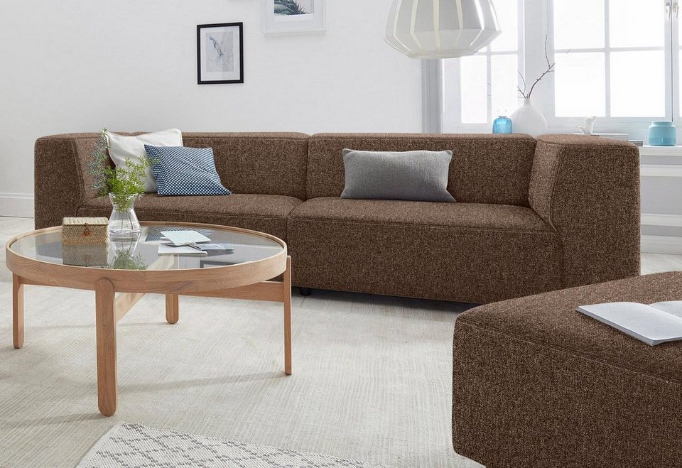 andas 3 sitzer sofa vestby design by anders n rgaard online kaufen otto. Black Bedroom Furniture Sets. Home Design Ideas