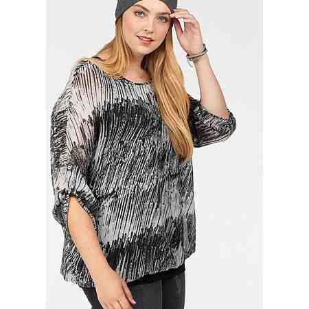 Von zünftig bis seriös: Hier finden Sie eine große Auswahl an Blusen in großen Größen!