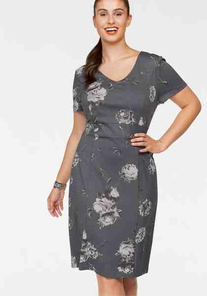 Bodyright Jerseykleid »Shaping«, mit integriertem Shaping-Unterkleid