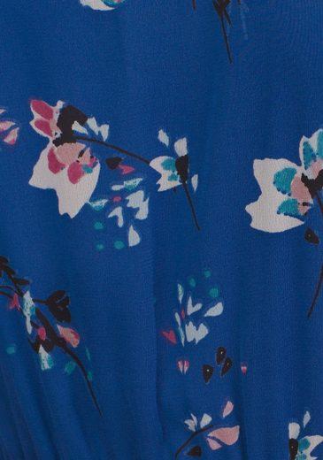 Vero Moda Maxikleid WILMARA, mit Blumen-Print