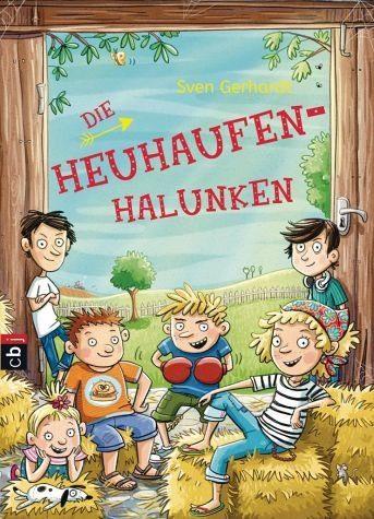 Gebundenes Buch »Die Heuhaufen-Halunken / Die...«