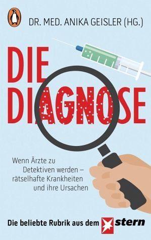 Broschiertes Buch »Die Diagnose«