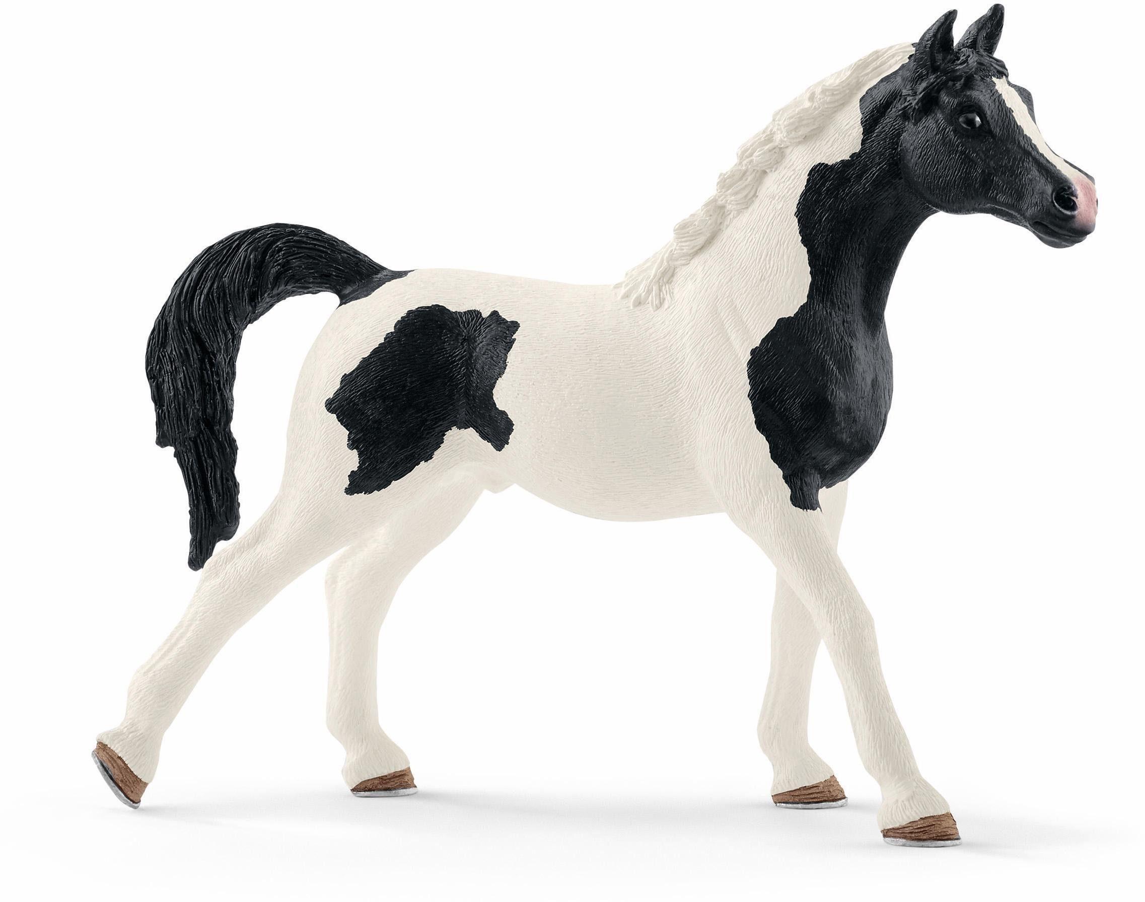 Schleich® Spielfigur (13840), »Horse Club, Araberpinto Hengst«