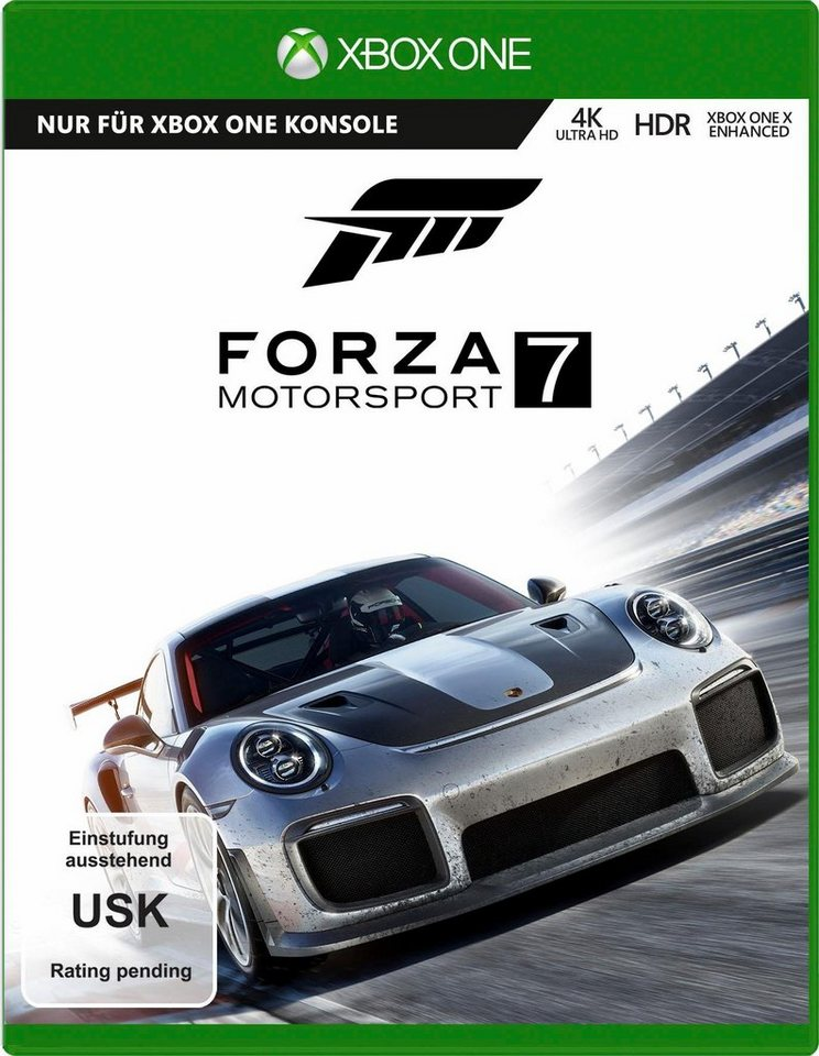 forza motorsport 7 xbox one online kaufen otto. Black Bedroom Furniture Sets. Home Design Ideas