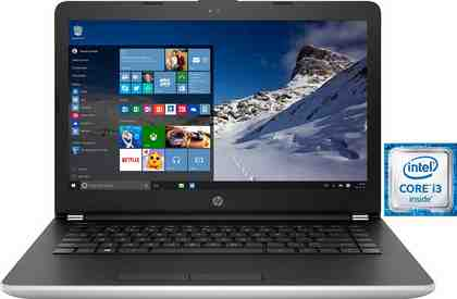 HP 15-bs064ng Notebook, Intel® Core™ i3, 39,6 cm (15,6 Zoll), 1000 GB Speicher, 8192 MB DDR4-SDRAM