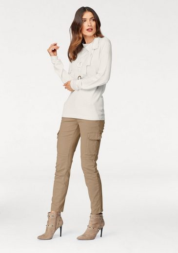 Laura Scott Cargohose, Skinny Fit
