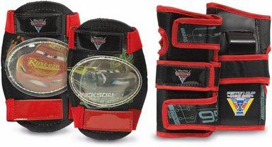 Disney Cars 3 Schutz-Set »Disney Cars 3 Schutzset« (Set, 6-tlg., mit Knie-, Ellenbogen- und Hangelenkschutz)