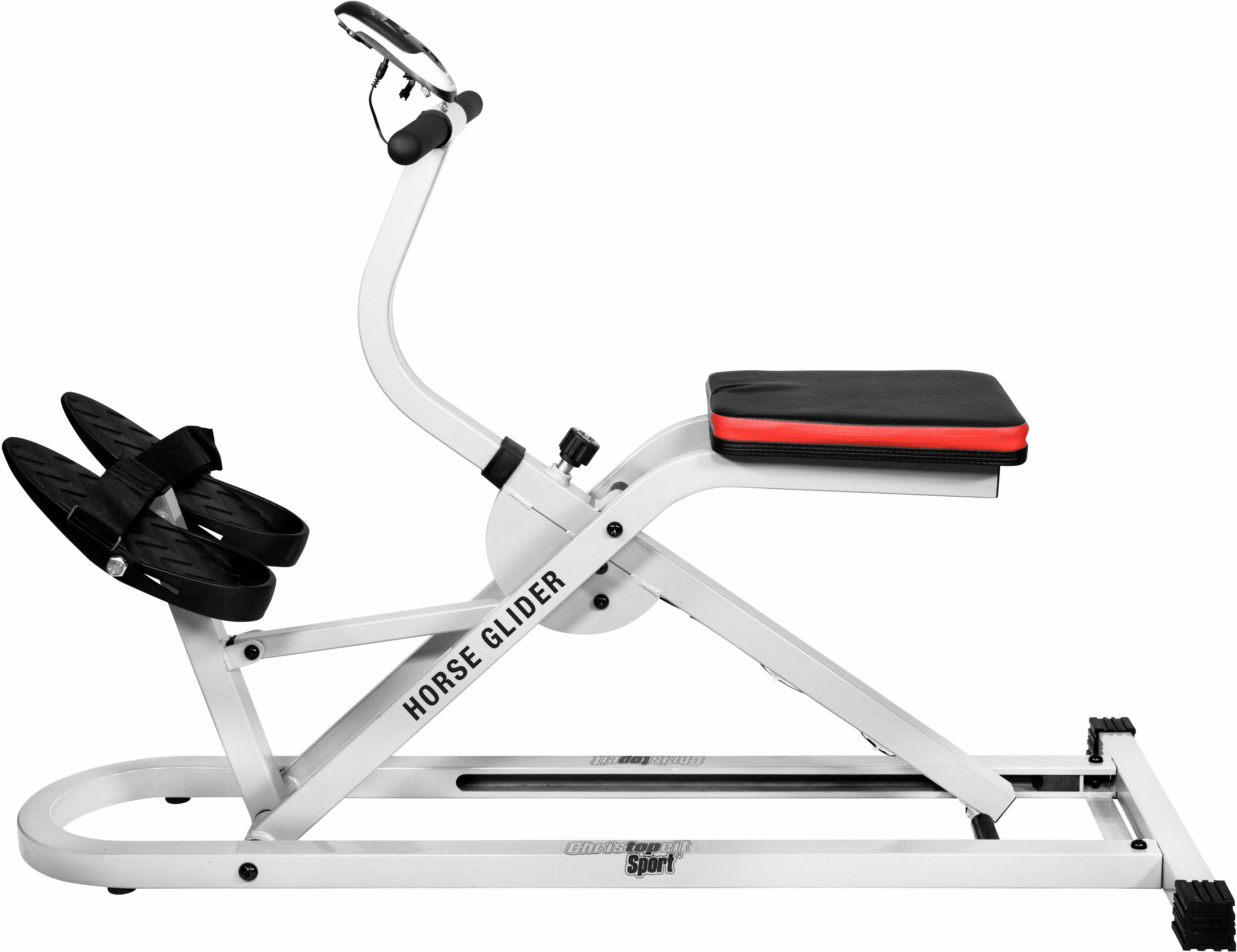 Christopeit Sport® Heimtrainer »Horse Glider«