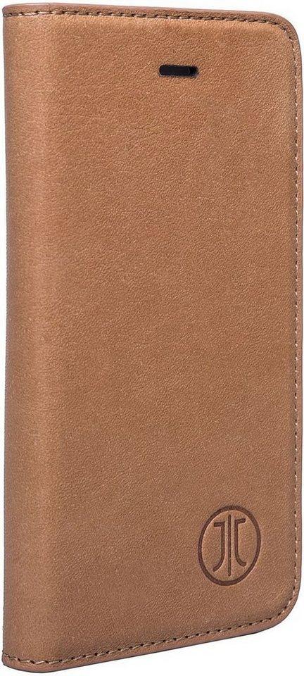 jt berlin handytasche leatherbook tegel f r apple iphone 5 5s se online kaufen otto. Black Bedroom Furniture Sets. Home Design Ideas