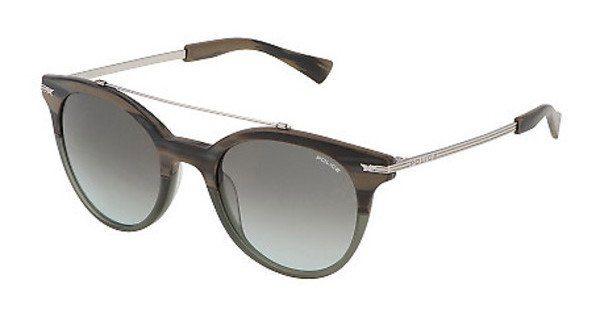 Police Sonnenbrille » SPL141«, grau, 0GG6 - grau/grau