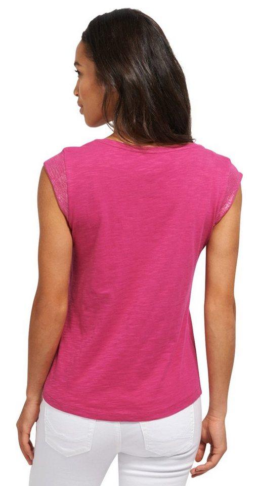 TOM TAILOR T-Shirt »Basic T-Shirt«