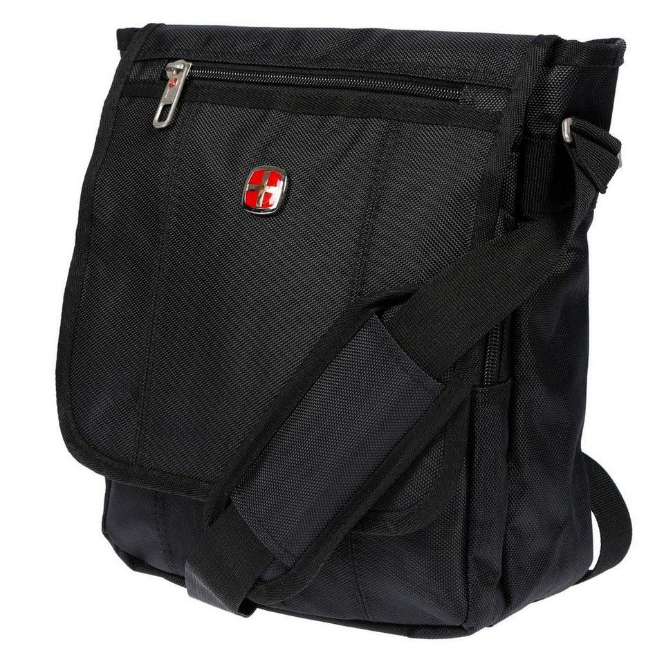 Umhängetasche Überschlagtasche Herren Tasche Schultertasche