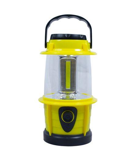 CXP LED Taschenlampe »UNITEC dimmbare LED-Campinglaterne - 3 COB-LED´s - Batteriebetrieb«