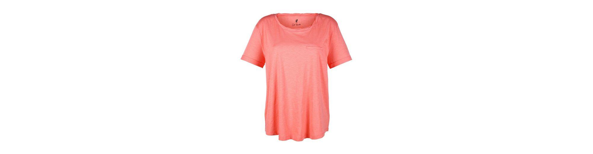 Die Besten Preise Günstig Online Alba Moda Shirt aus Flamégarn Auslassstellen Günstiger Preis jOcdN