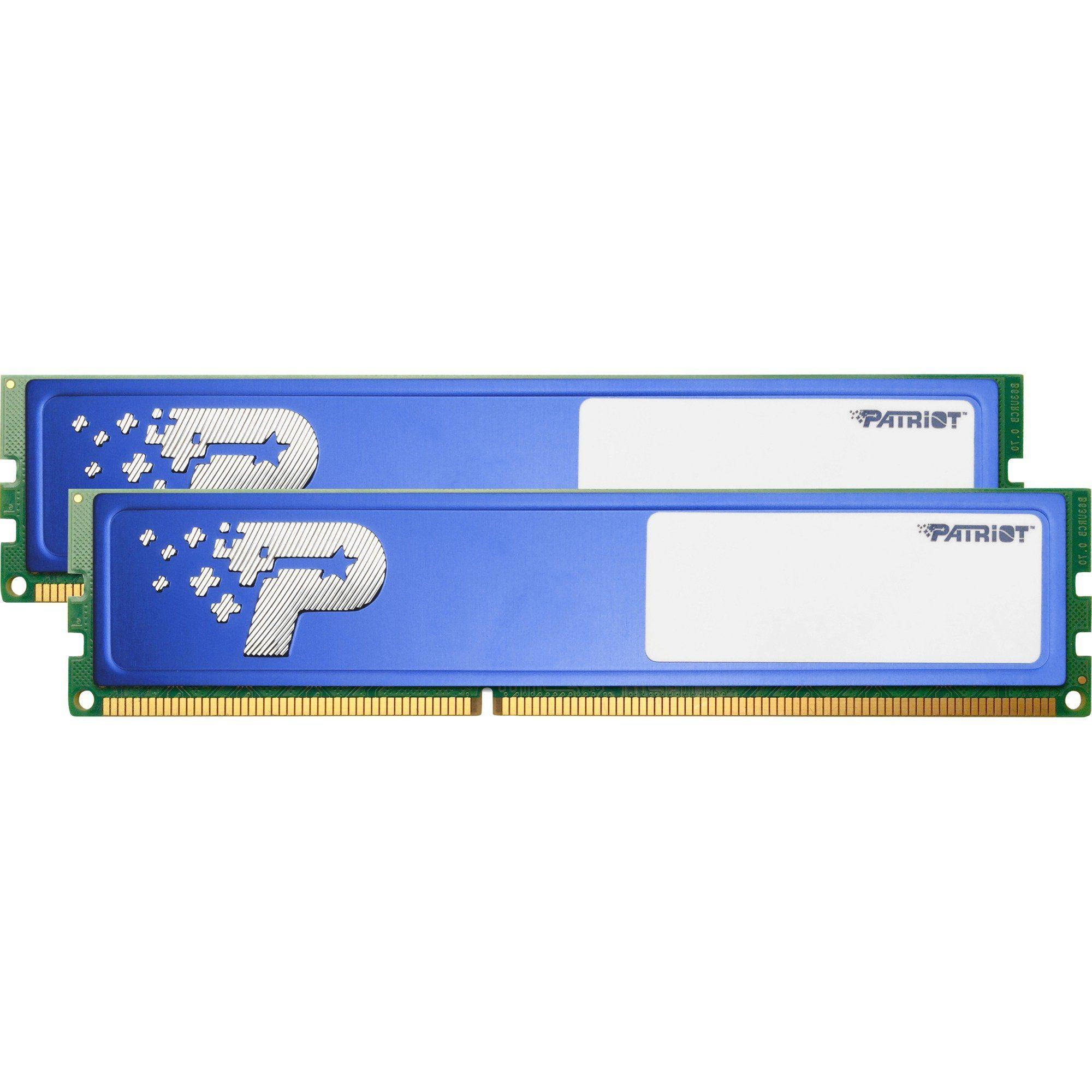 Patriot Arbeitsspeicher »DIMM 16 GB DDR4-2133 Kit«