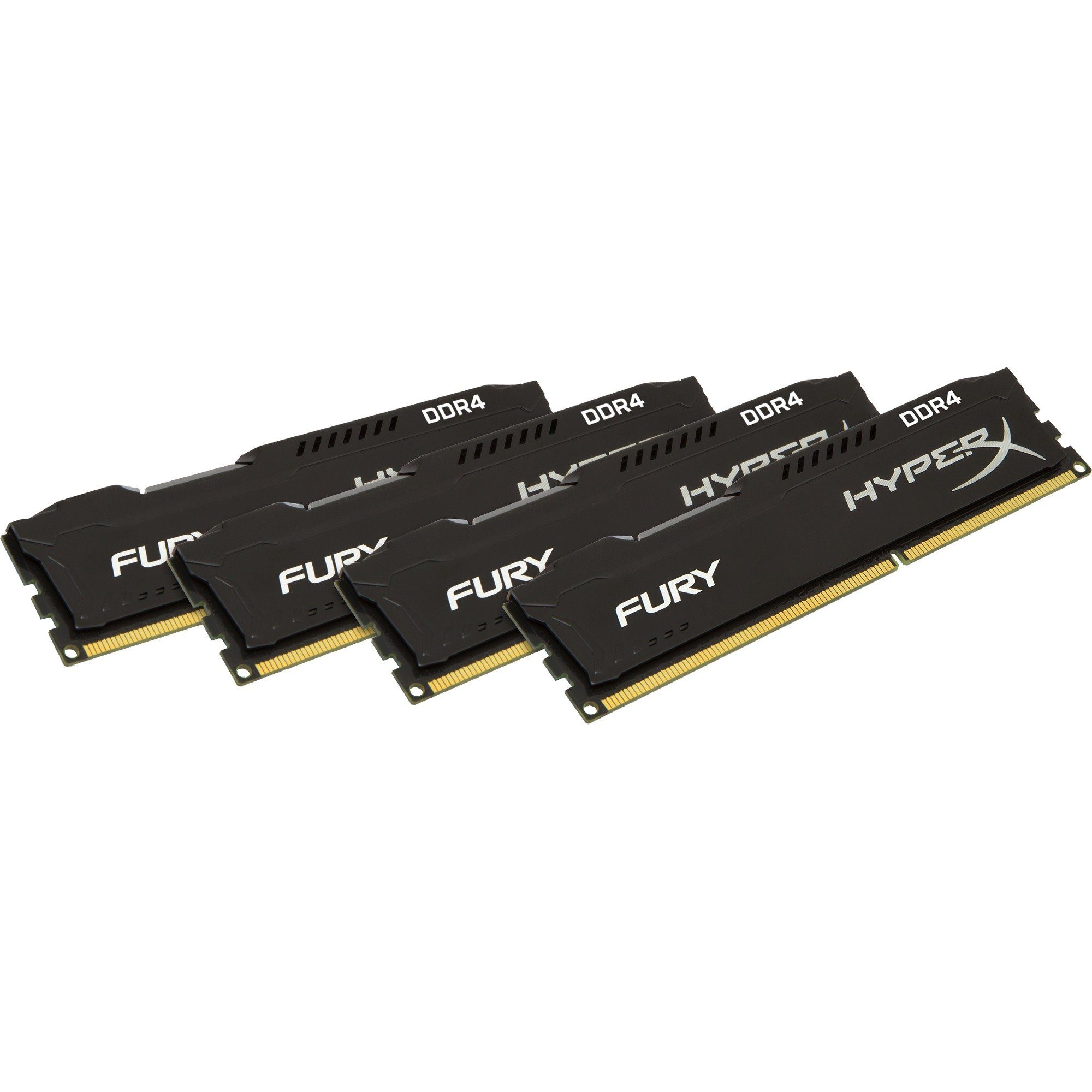 HyperX Arbeitsspeicher »DIMM 32GB DDR4-2400 Quad-Kit«