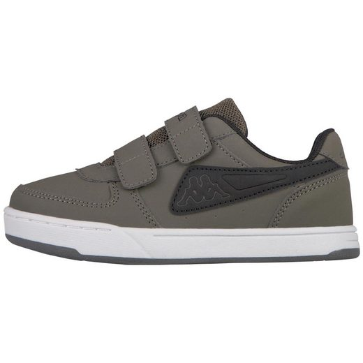 Kappa »TROOPER LIGHT ICE KIDS« Sneaker mit praktischen Klettverschlüssen