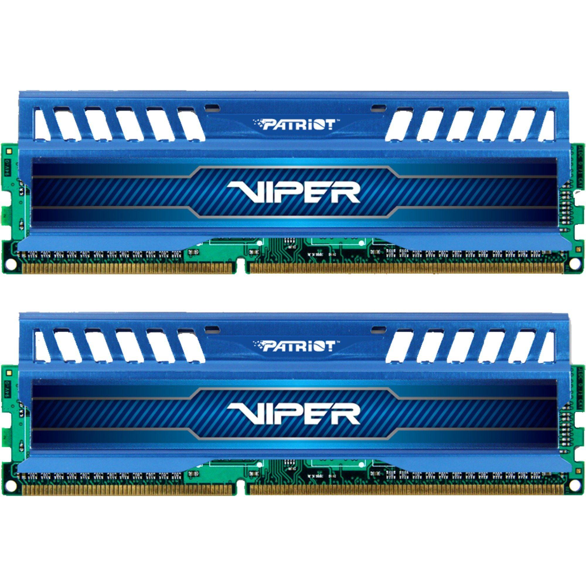 Patriot Arbeitsspeicher »DIMM 16 GB DDR3-1600 Kit«