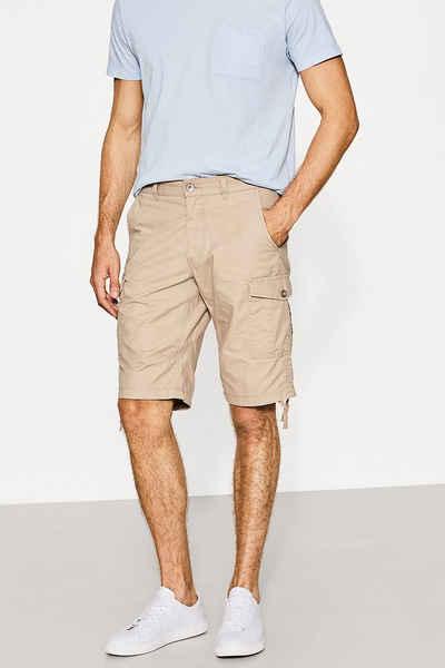 ESPRIT CASUAL Cargo-Shorts aus reiner Baumwolle Sale Angebote